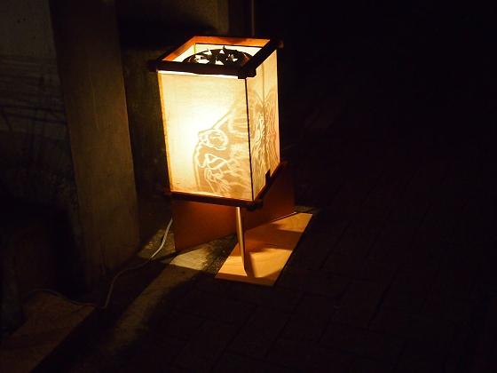 赤岡町 街灯