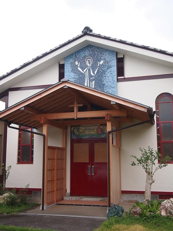 赤岡町19 町でたった一つの教会