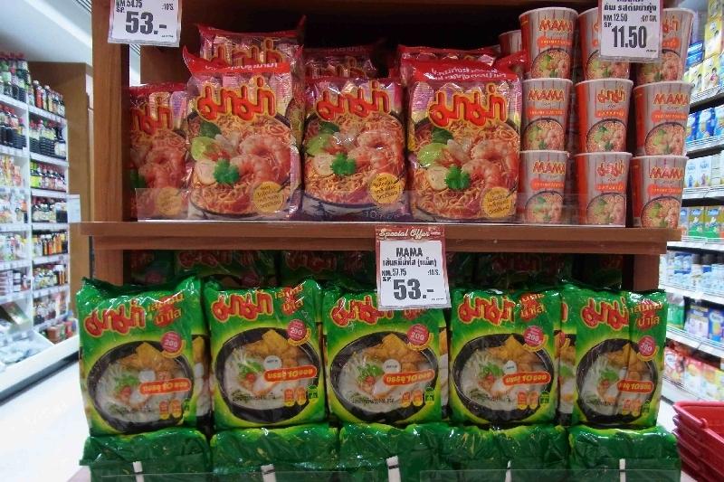 「タイ インスタント麺」の画像検索結果