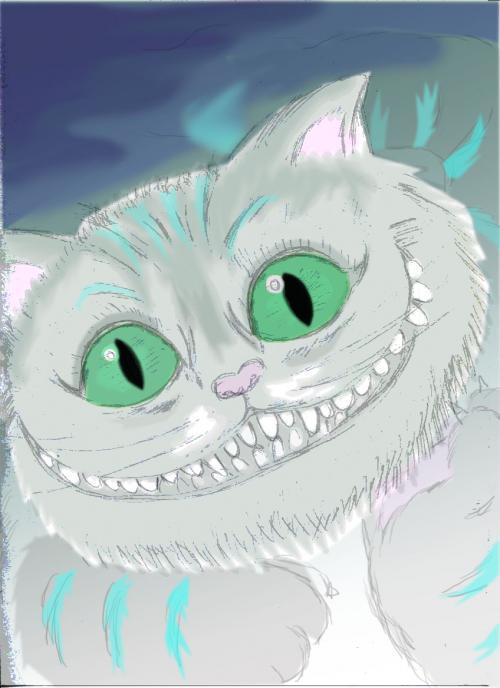 チャシャ猫さん!!