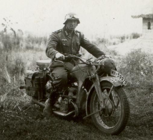 German biker1