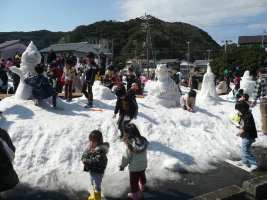 南の国の雪まつり(4)