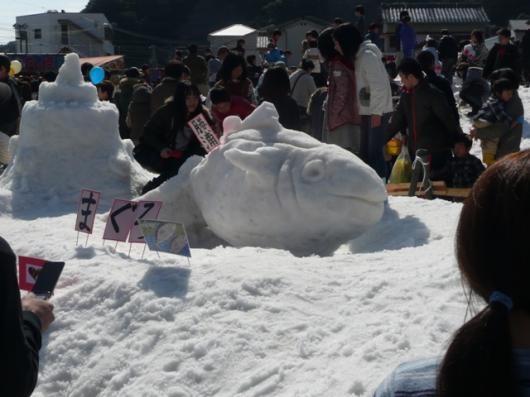 南の国の雪まつり(7)