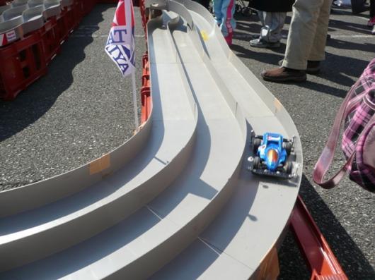 タミヤ ミニ四駆レース会場(2)