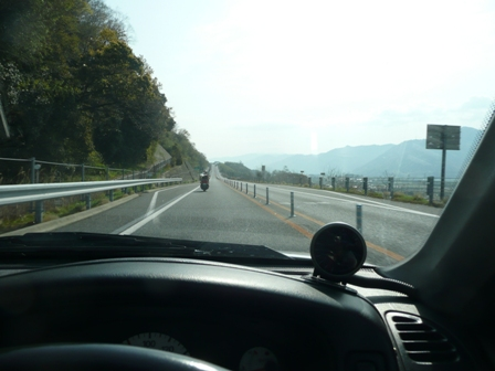 4月6日徳島道