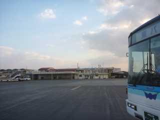 さよなら 石垣空港
