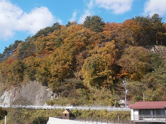 秋のきみ待ち阪