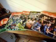 サッカーの雑誌小