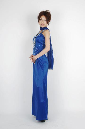 ゴージャスポイント ロングドレス