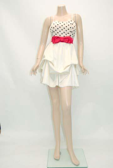 フェミニンプリンセス ピンク ドレス
