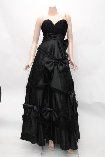 小悪魔系ドレス