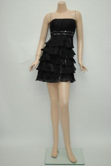 ティアード ドレス