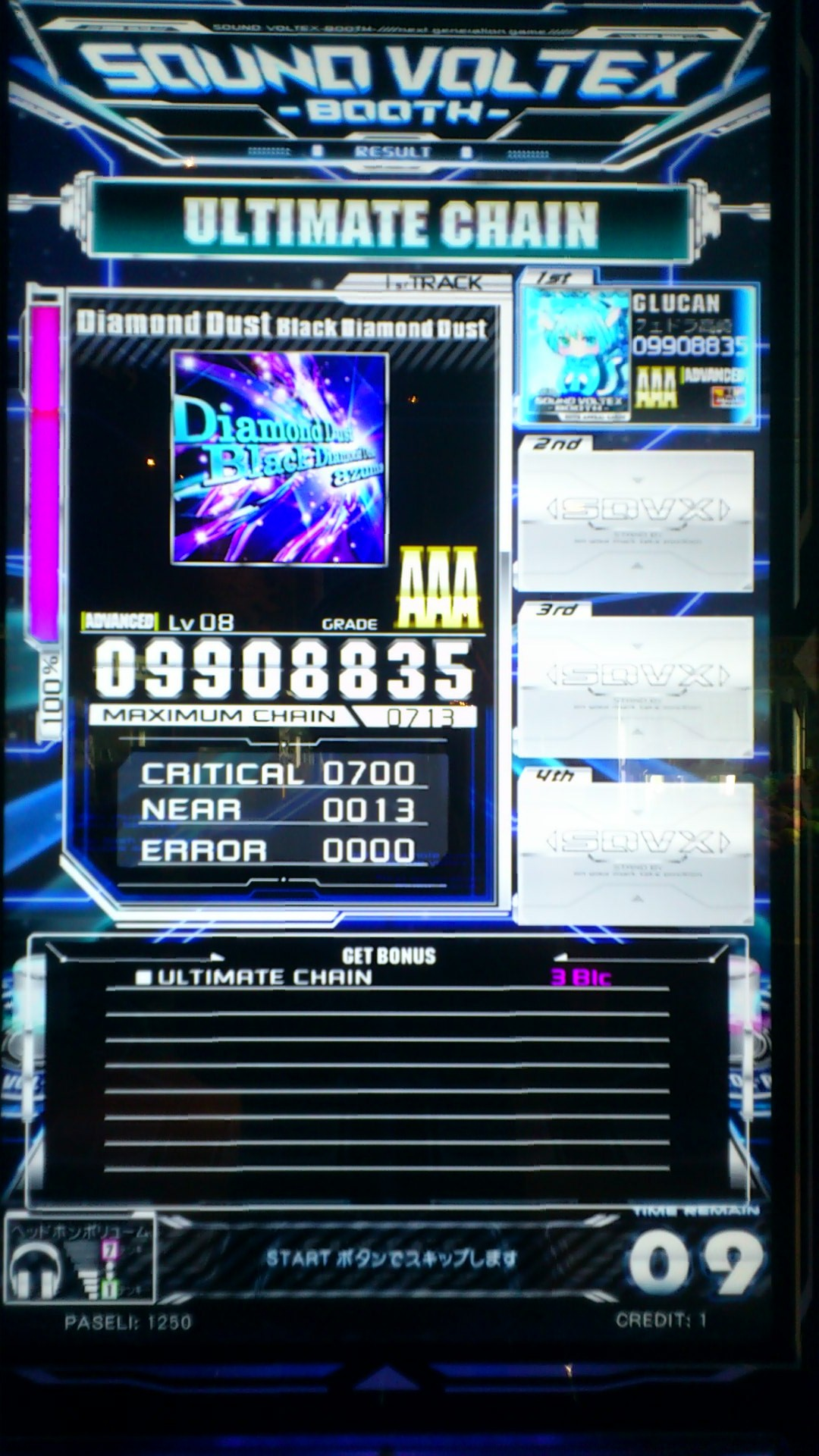 Diamond Dust ADV UC