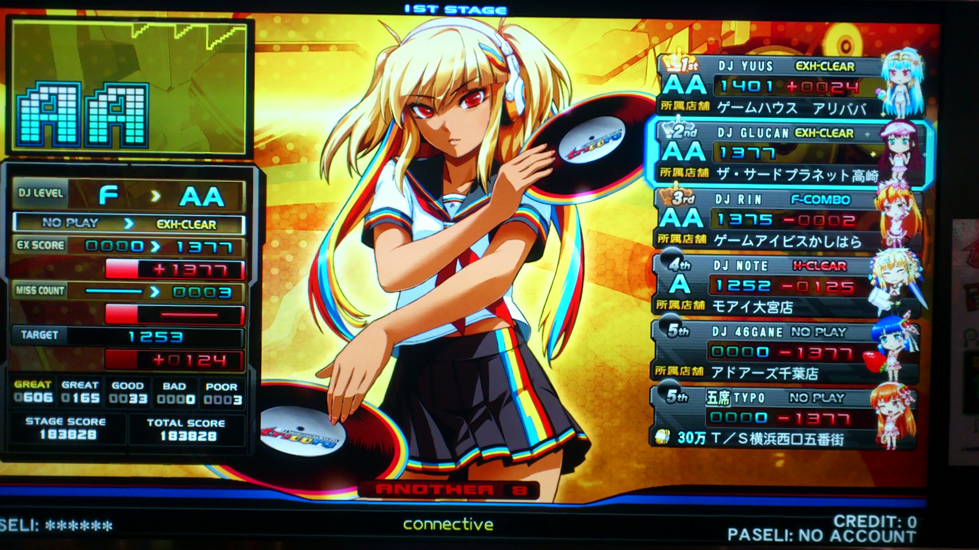 connective AA
