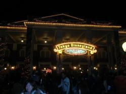Tokyo Disney Land 2009 Chistmas