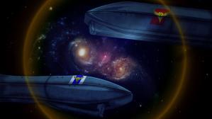 銀河英雄伝説壁紙-ベイオウルフとトリスタン