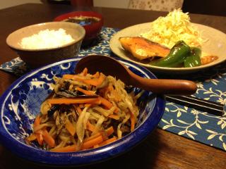 Feb_02切干し大根の煮物