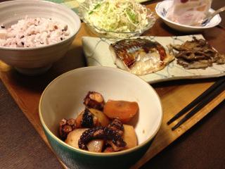 Jun21_タコと野菜の甘辛煮.JPG