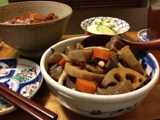 Sep21_れんこんの煮物