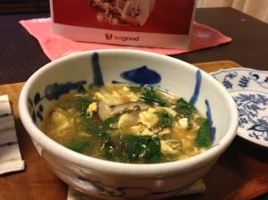 Jan28_玉子スープ