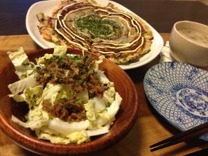 Feb25_白菜サラダ