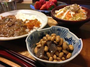 Mar01_大豆とこんにゃく煮