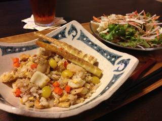 Jun04_シーフード炒飯