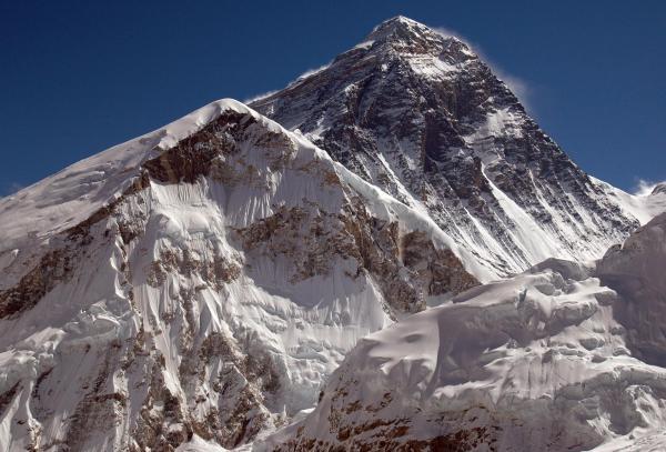 カラパタールからのエベレスト