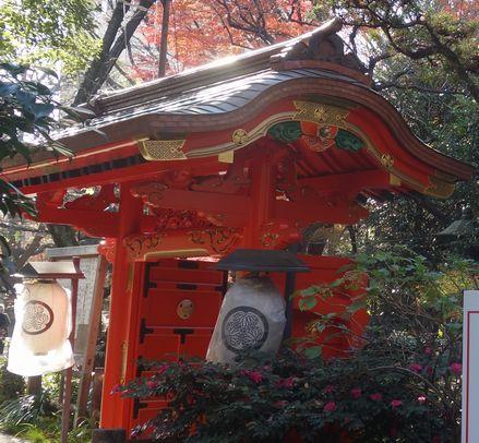 芝の愛宕神社