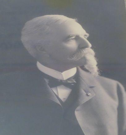 ホーレス・ウィルソン写真