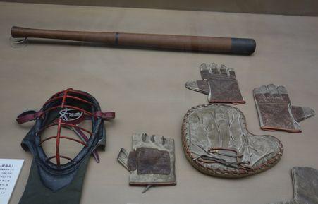 初期の用具