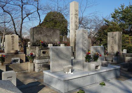 団十郎家の墓