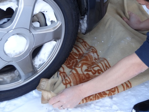 雪道の必需品03(2013.02.23)