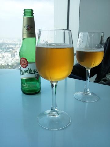 昼からビール(2013.03.17)