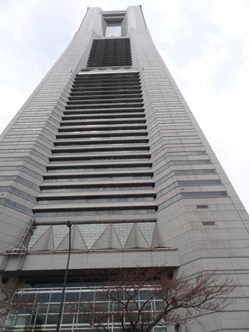 横浜ランドマークタワー(2013.03.18)