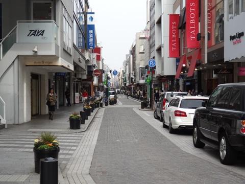 元町商店街(2013.03.18)