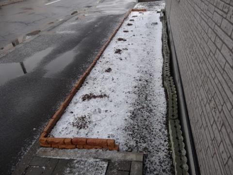 雪が降る(2013.04.19)