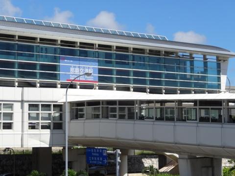 ゆいレール那覇空港駅(2013.08.08)