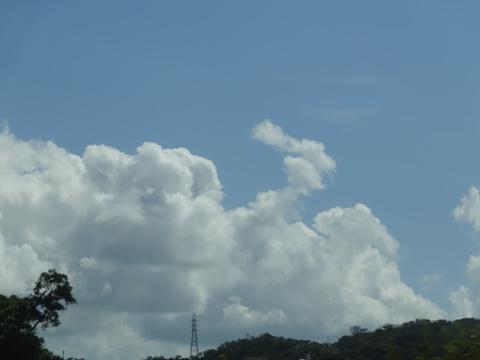 夏の雲(2013.08.09)