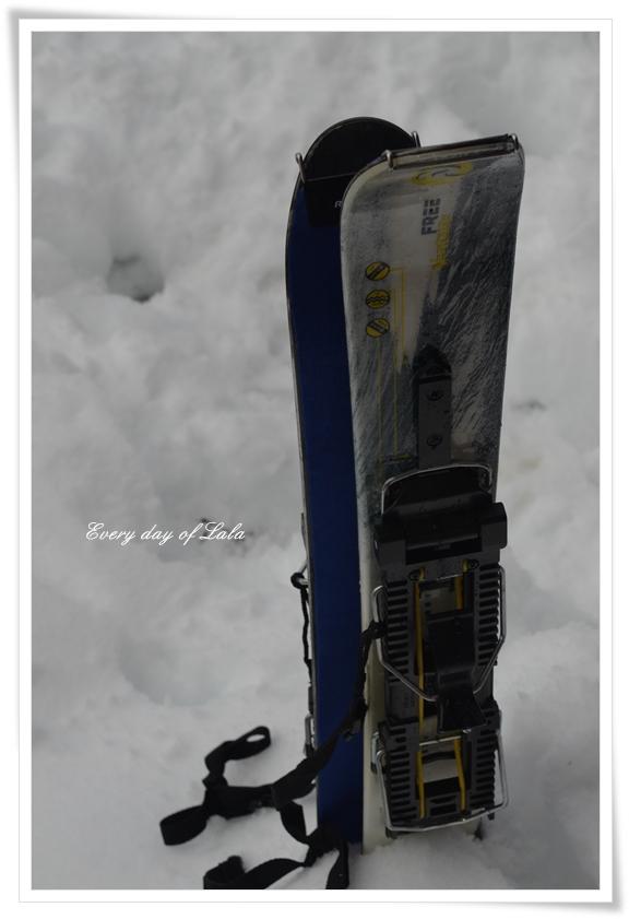 山スキー201312