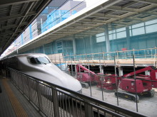 日常dlive-新幹線