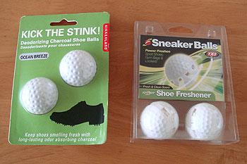 ゴルフ スニーカーボール