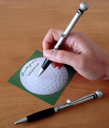navika ゴルフ!ボールペン