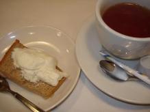 紅茶デザート