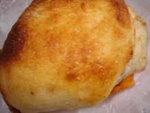 チーズのチャパタ