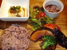 焼き野菜プレート
