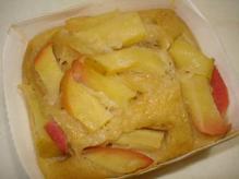 林檎蒸しパン