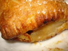 林檎のパイ横