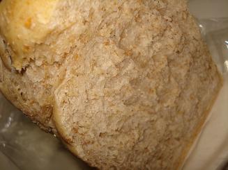 食事パン断面
