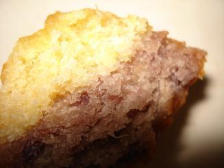 花びら餅ケーキ断面